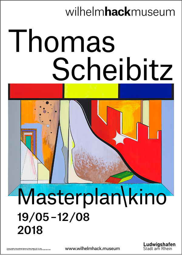 Masterplan\kino Ausstellung